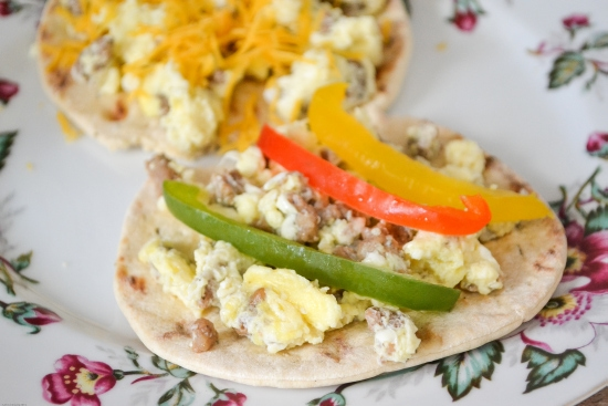 breakfast pizza, easy egg recipes,