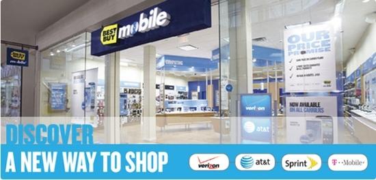Best Buy, Mobile Shopping,