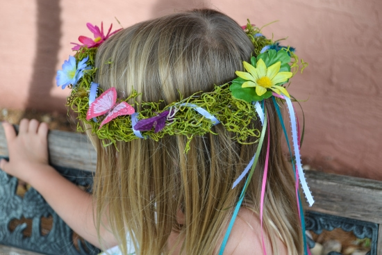 fairy birthday party, Crowns, fairy crowns, DIY Crowns
