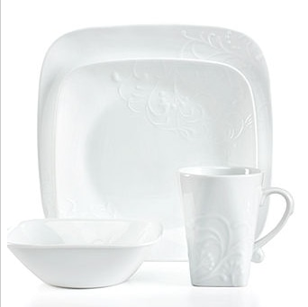 Corelle, Dinnerware, Holiday dinner, progressive dinner, blog hop