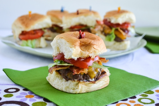 Easy hamburger slider recipes with hawaiian rolls