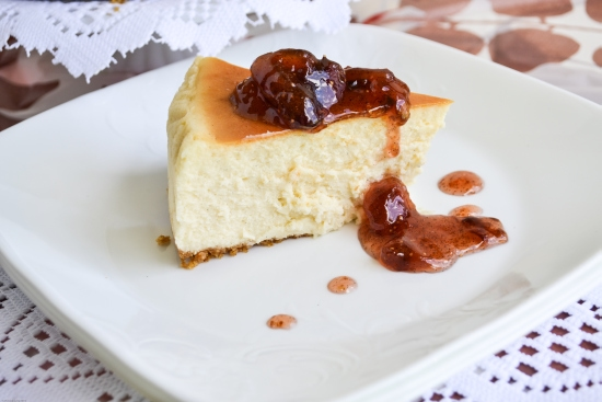 Progressive Dinner, Holiday Food Blog Hop, Vanilla Bean Cheesecake Recipe, Holiday Menu Ideas,