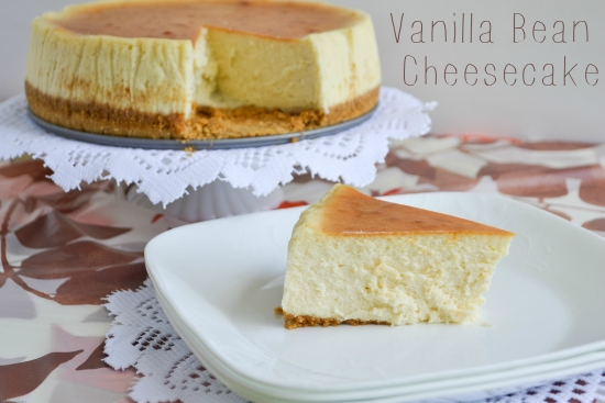 to make vanilla bean classic cheesecake this vanilla bean cheesecake ...