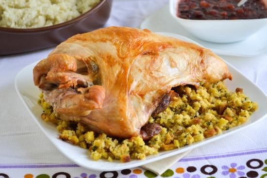 Progressive Dinner: How to Roast a Turkey Breast