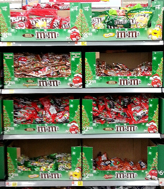 Holiday-M&M's-Walmart