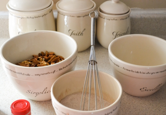 Candied nut recipe, CountryDoor.com, progressive dinner, holiday recipes, gifts from the kitchen
