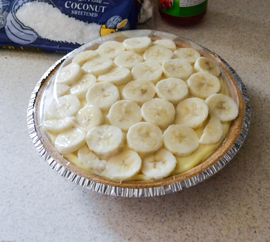 Banana Split Pudding Pie, easy recipes, Kraft easy recipes, jello pudding pie recipes, #shop,