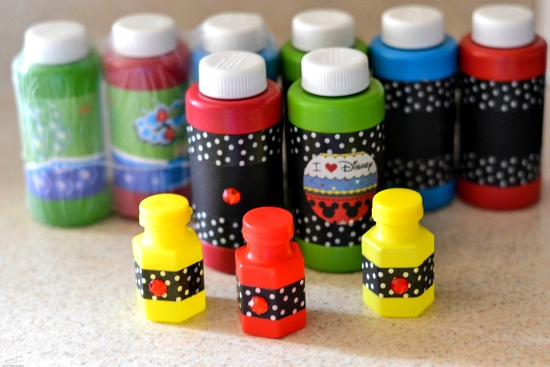 DIY Party Bubbles, Easy Party Favors, Party Favor Ideas, Themed party favors