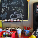 Disney Side, #DisneySide, Disney Party, Disney Party Decorations,