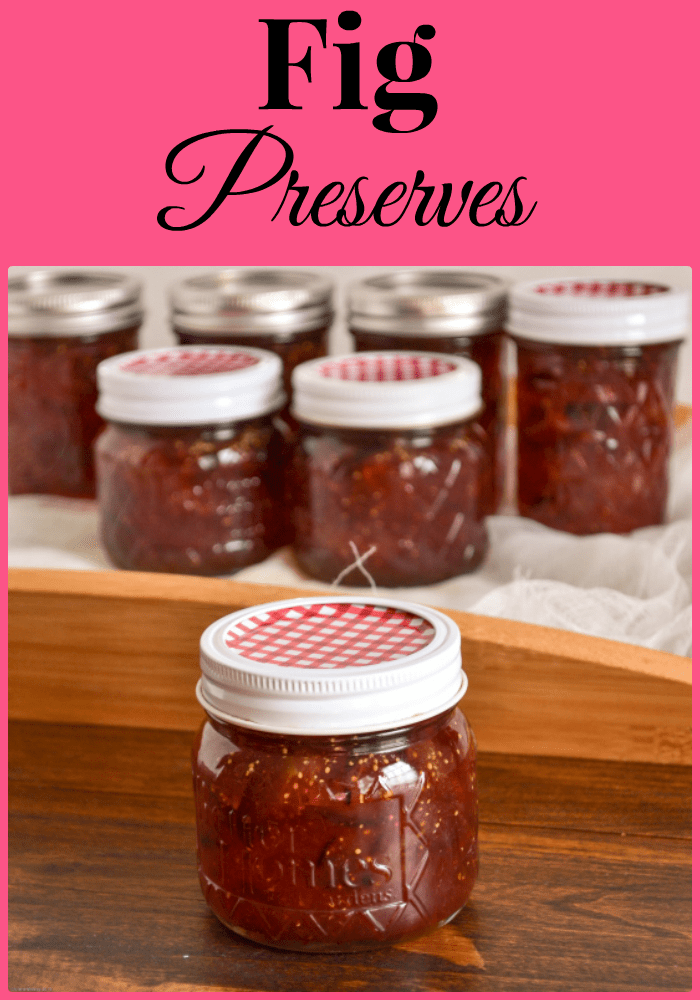 Fig Preserves, Fig Jam, Fig Jam Recipe, Homemade Fig Jam, canning recipes, jam recipe, brown turkey figs