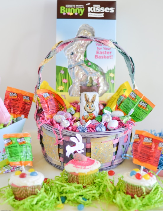 HERSEYS chocolate Easter Bunny, HERSHEY'S Easter Candy, Easter Traditions with HERSHEY Chcoclate